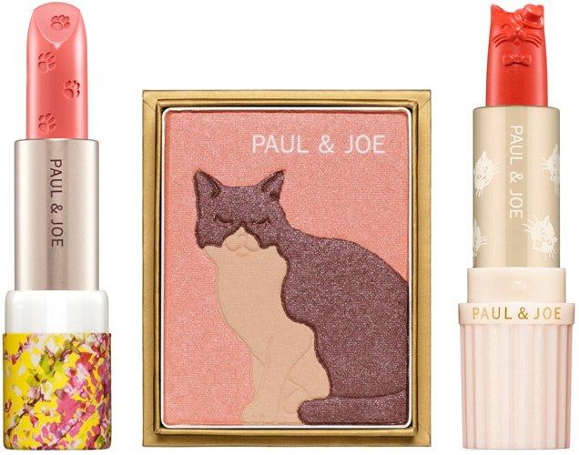 La colección de maquillaje más mona que veremos este año: la de Paul & Joe