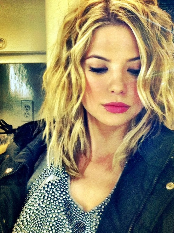 Ashley Benson, Hanna en Pretty Little Liars, se corta el pelo