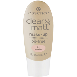 Probamos la base de maquillaje Clear & Matt de Essence