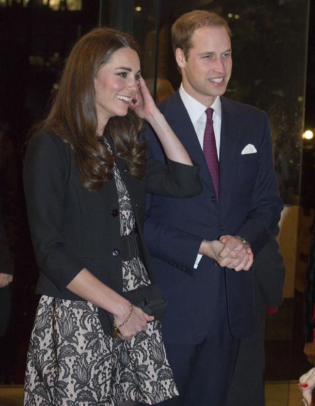 Kate Middleton repite con Zara