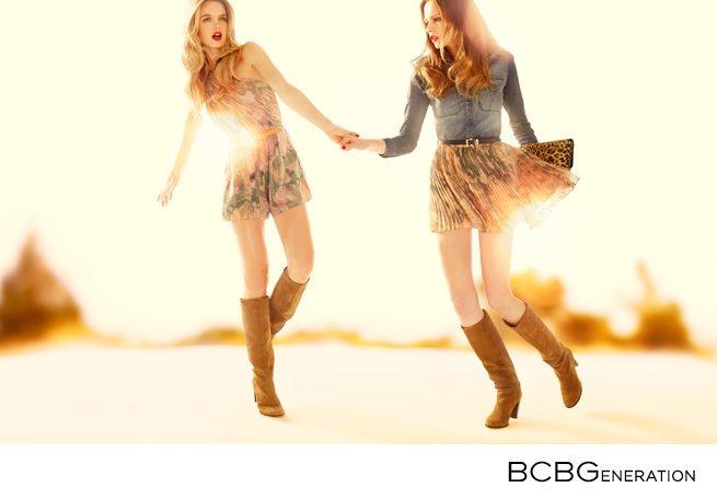 Yo también quiero formar parte de la BCBGeneration