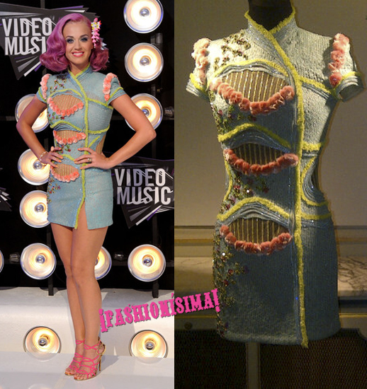 Los cambios de Katy Perry en los Video Music Awards