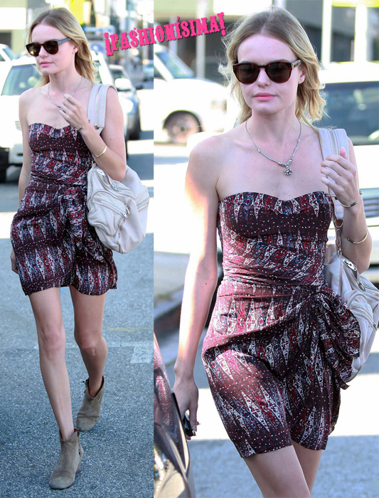 Copia el look tribal de Kate Bosworth