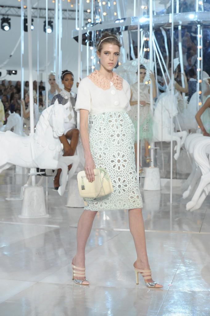 Colección Mujer Louis Vuitton Primavera/Verano 2012