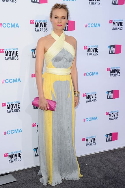 La Alfombra Roja de los Critics' Choice Awards 2012