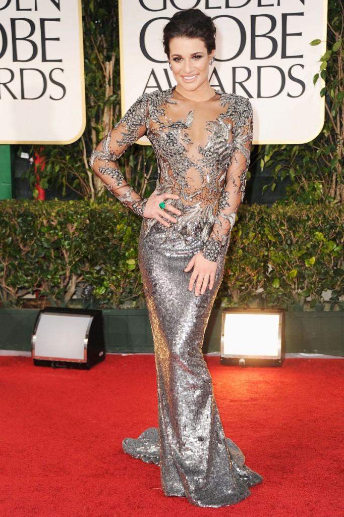 ¡Encuesta! ¿Quién te gustó más cómo iba vestida en los Globos de Oro?