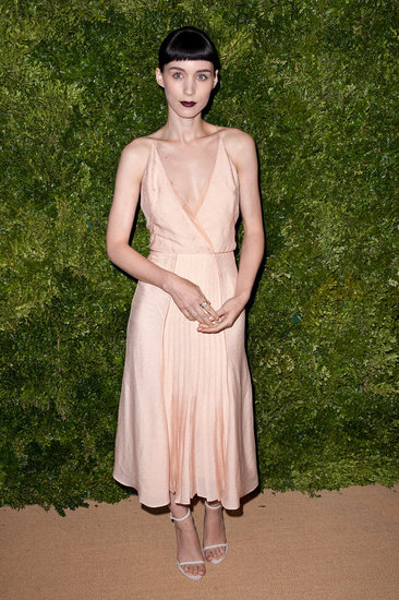 El estilo de Rooney Mara: Elegancia moderna