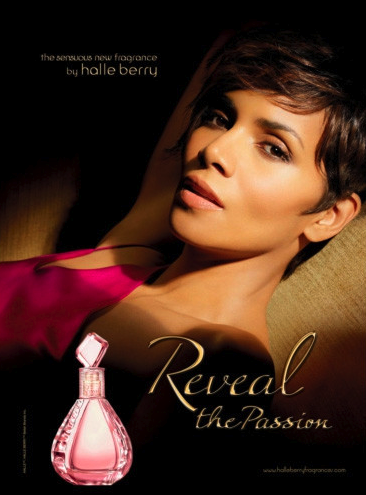 Otro perfume de Halle Berry, Reveal the Passion