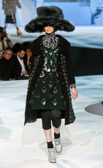 ¡Vota! ¿Qué os ha parecido la colección o/i  2012-13 de Marc Jacobs?
