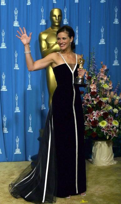 Valentino es el diseñador preferido por las celebridades para vestir en los Oscars