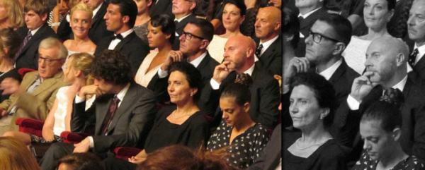 Mira el cameo de los Dolce & Gabbana en la última peli de Woody Allen