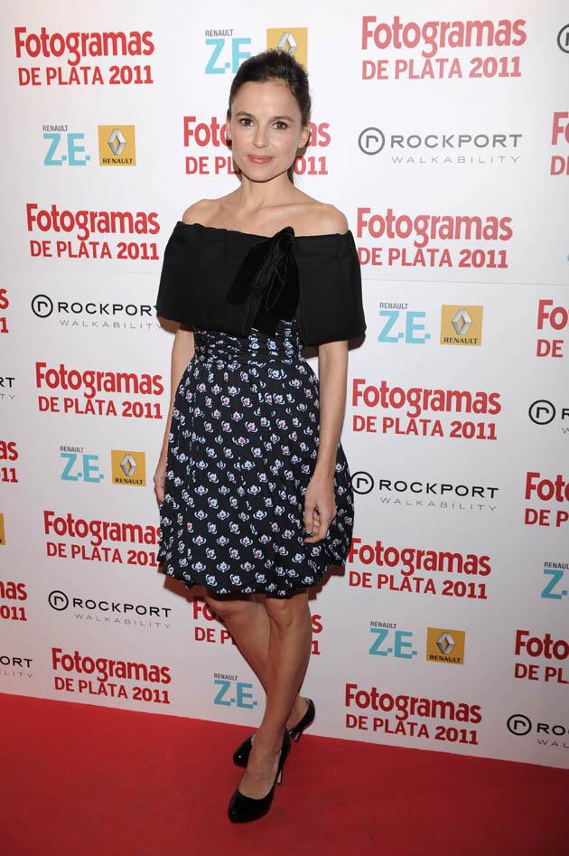 Las mejor vestidas de los Fotogramas 2012