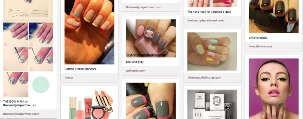 Pinterest: El refugio de las adictas a la belleza