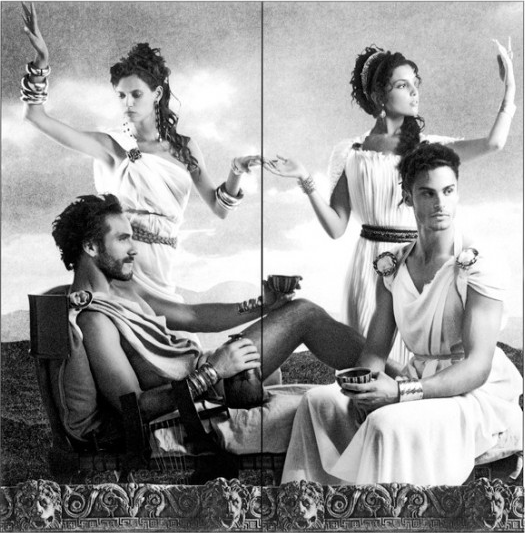 Karl Lagerfeld rediseña el restaurante del Hotel Métropole Monte-Carlo
