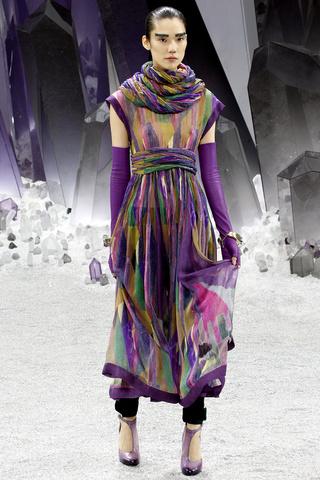 El fiasco del desfile de Chanel otoño/invierno 2012-13
