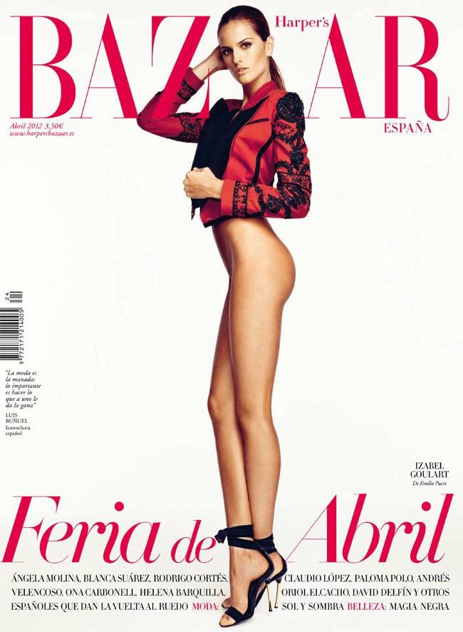 La Feria de Abril pilla a Harper's Bazaar España con el culo al aire