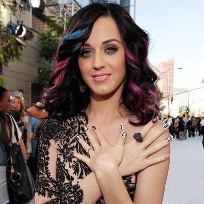 ¡A la venta las uñas de Katy Perry!