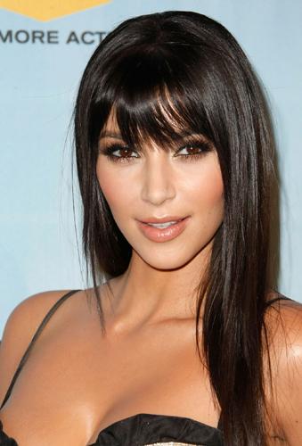 Kim Kardashian asegura querer raparse mitad de la cabeza