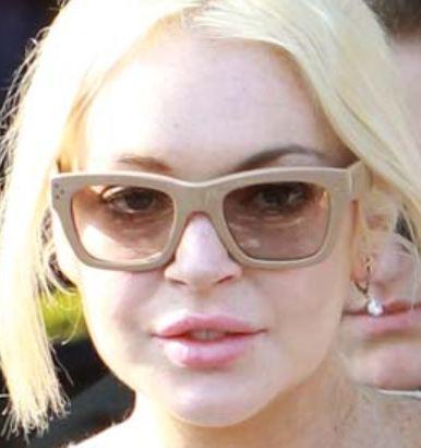 Confunden a Debbie Harry con Lindsay Lohan (y se llevan 41 años de diferencia)