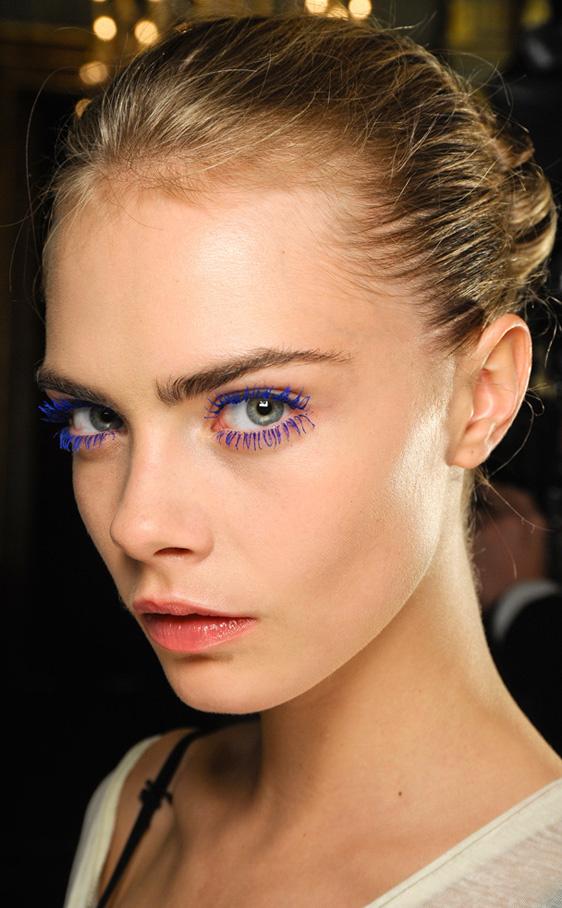 Top 5 de los mejores looks de belleza de la Semana de la Moda de París