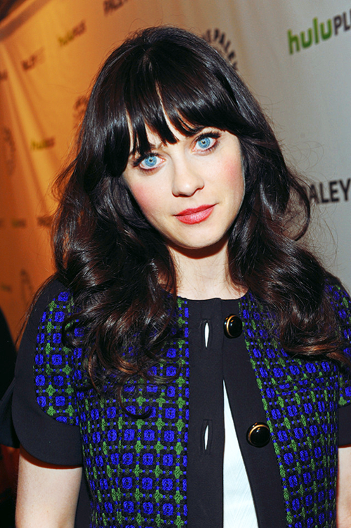 Copia el maquillaje de Zooey Deschanel