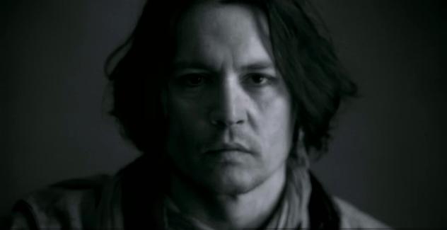 Johnny Depp y Natalie Portman en el último clip de Paul McCartney, My Valentine