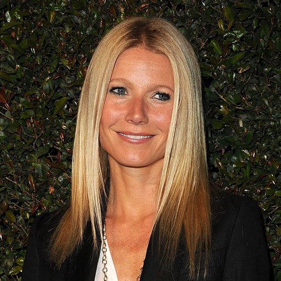Gwyneth Paltrow y sus mechas californianas invertidas