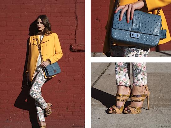 Olivia Palermo acaba de pasar la prueba de fuego de la bloguera de moda. Adivina cuál es