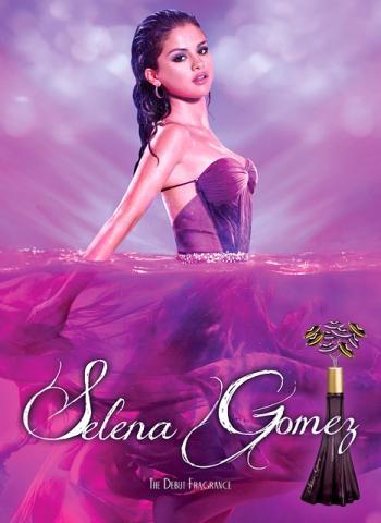 ¿Qué os parece la promoción del perfume de Selena Gomez?