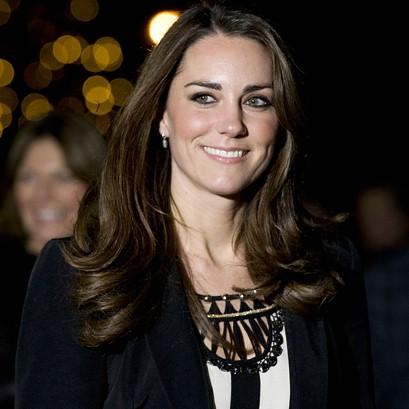 Las sombras de ojos de Kate Middleton son objetivo de críticas