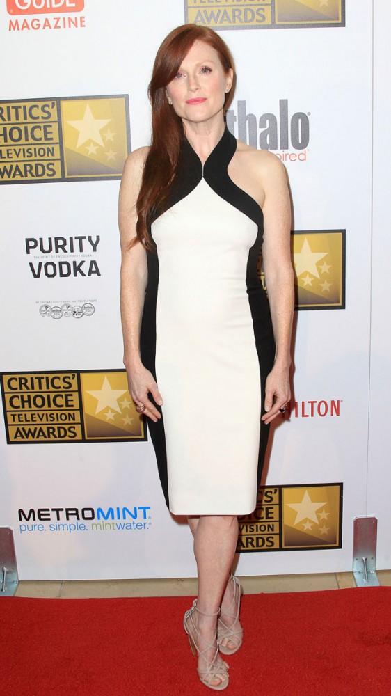 Las mejor vestidas de los Critics' Choice Awards