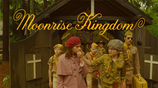 Moonrise Kingdom, peli imprescindible para el amante de la estética retro