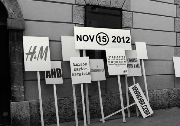 ¡Atención! La nueva colaboración de H&M será con Maison Martin Margiela