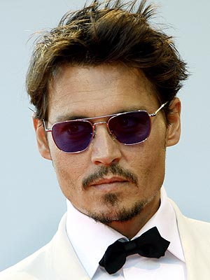 Johnny Depp pasa de recoger su premio en la gala de la CFDA