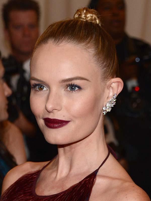 Los labios góticos, lo último entre las celebrities