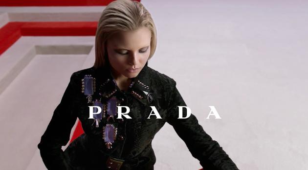 Prada O/I 2012-12, el vídeo