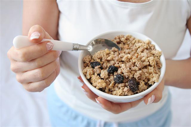 El desayuno 10