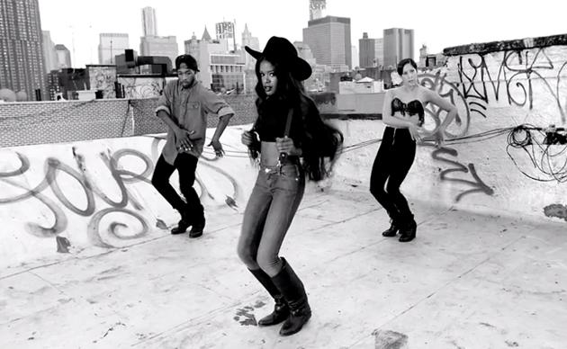 Azealia Banks presenta nuevo vídeo, Luxury