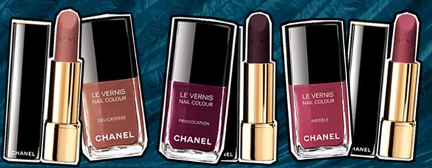 Chanel también lanzará una colección de esmaltes para la FNO