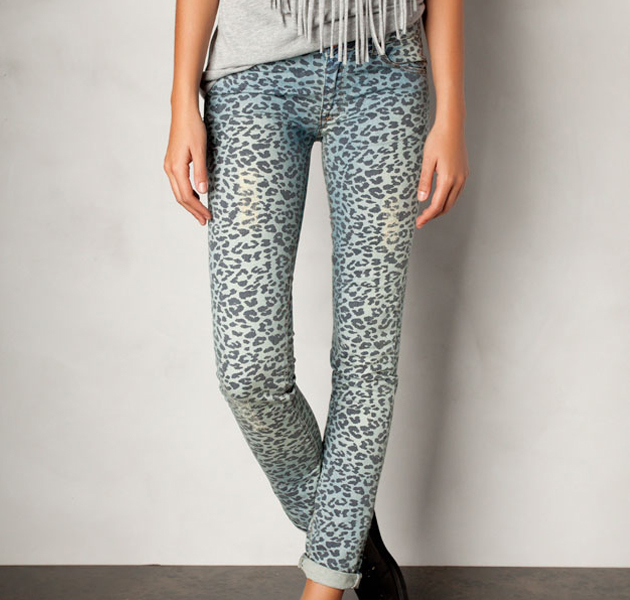 Pantalones con print animal ¡qué no se te escapen!
