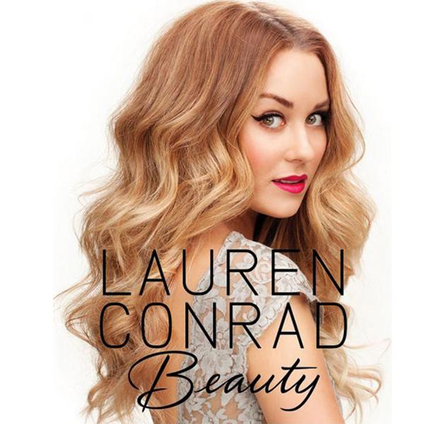 Lauren Conrad presenta libro de belleza