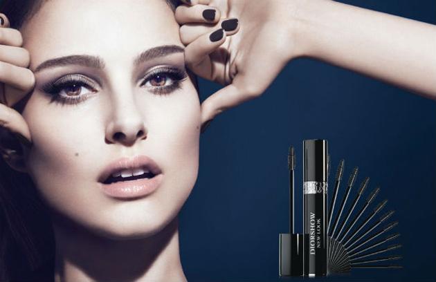 Prohiben un anuncio de Dior con Natalie Portman como protagonista