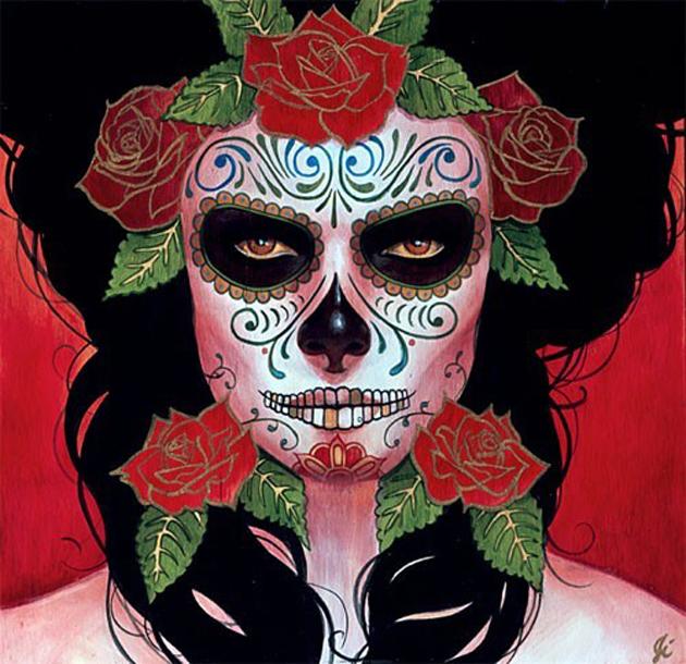 Bien-aimé Disfraz de Muerte Mexicana o Catrina para este Halloween | Estarguapas FQ56