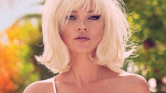 La Kate Moss más sexy en Vanity Fair diciembre