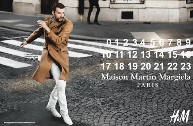 Ya están aquí las primeras imágenes de Maison Martin Margiela para H&M