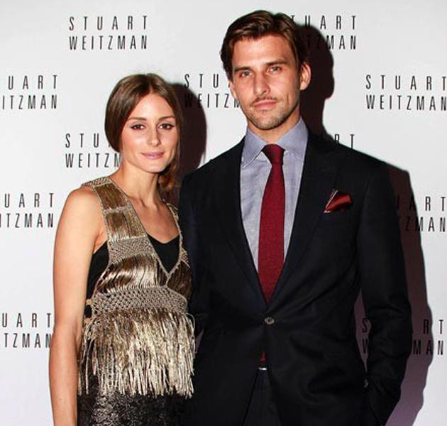 Olivia Palermo en la fiesta de presentación de la retrospectiva a Mario Testino
