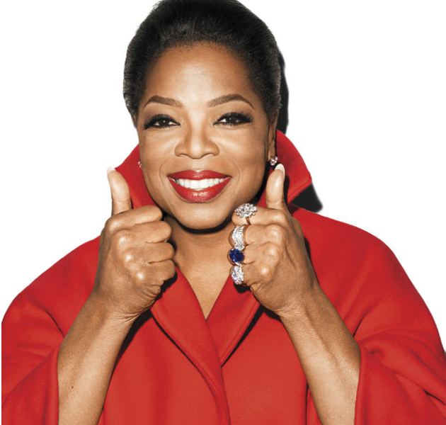 Oprah Winfrey como nunca la habías visto: fotografiada por Terry Richardson