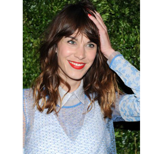 Ración de Alexa Chung: Su look en los CFDA/Vogue Fashion Fund Awards