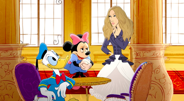 Disfruta del vídeo completo de Disney para Barneys New York