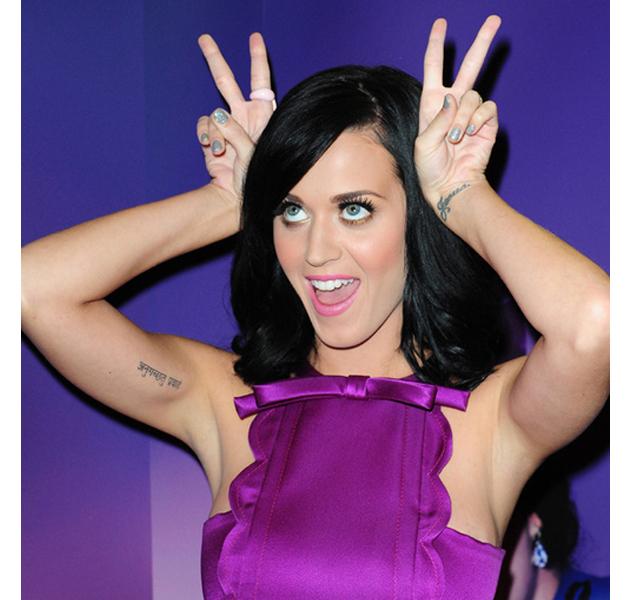 Katy Perry quiere lanzar un nuevo perfume